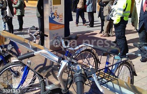 Getafe.- El servicio municipal de alquiler de bicicletas descuenta un 50% a los nuevos usuarios