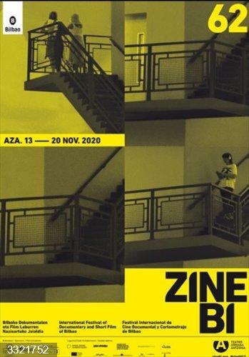 La diseñadora gráfica y directora de arte Eider Corral firma el cartel de la 62ª edición de Zinebi