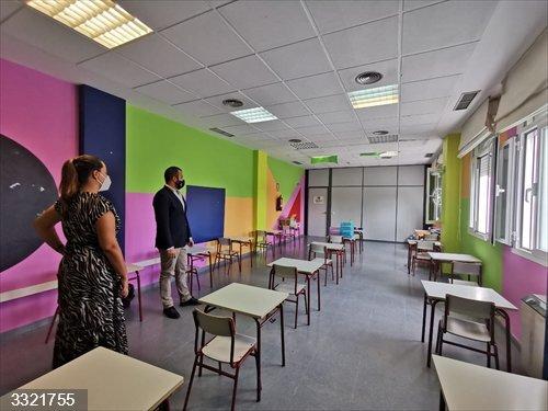 Arroyomolinos.- Cuatro colegios de Infantil y Primaria crean nuevas aulas para cumplir con la ratio de la Comunidad