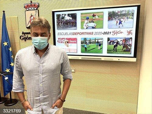 Gijón.- Las Escuelas Deportivas arrancarán el 19 de octubre con menos niños por monitor y medidas 'antiCOVID'