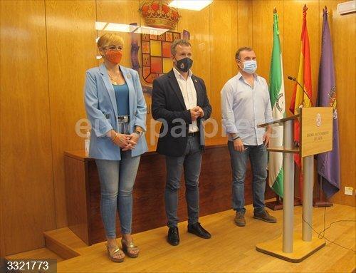 Jaén.- El gobierno local (PSOE-Cs) destaca la