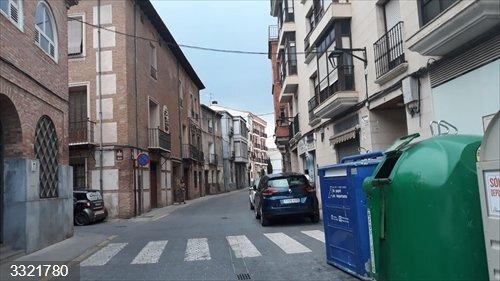 Nueva ordenación del estacionamiento en la calle Coliceo de Calahorra