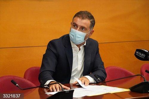 Huelva.- El alcalde de Moguer,