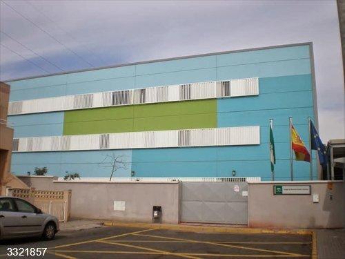 Almería.- Coronavirus.- En cuarentena un aula del CEIP La Jarilla de Huércal de Almería por un positivo en una familia
