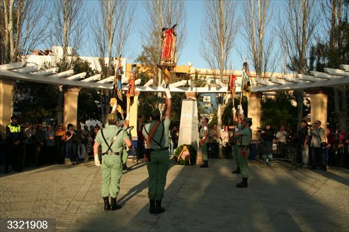 Málaga.- Ayuntamiento de Alhaurín de la Torre impulsa la concesión de la Medalla de Oro de la Villa a la Legión