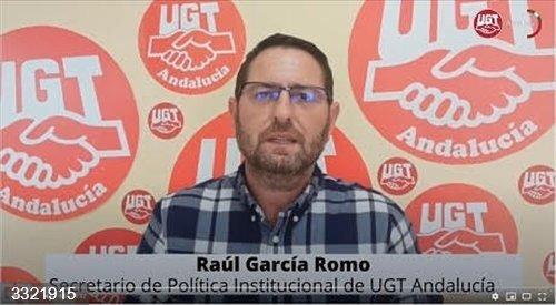 UGT exige a la Junta que deje de utilizar