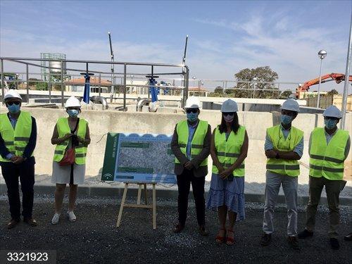 Córdoba.- Junta acelera la ejecución de la Estación Depuradora de Aguas Residuales de Villanueva del Duque-Alcaracejos
