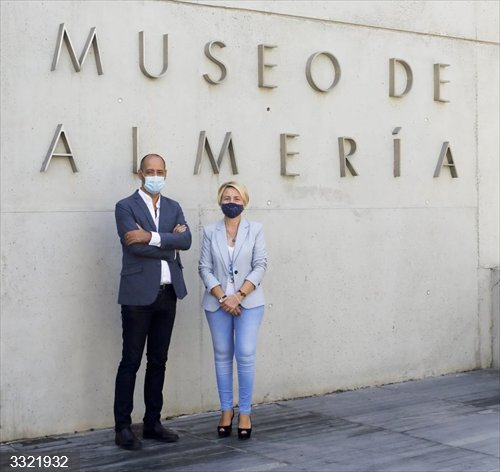 Almería.- El nuevo director del Museo Arqueológico se propone fomentar las exposiciones temporales y la oferta educativa