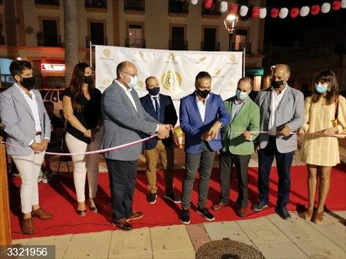 Huelva.- La Palma del Condado inaugura el centro comercial abierto 'Entreplazas'