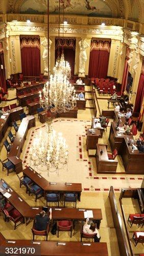 El Parlament aprueba reclamar al Estado una moratoria a la investigación y exploración de hidrocarburos