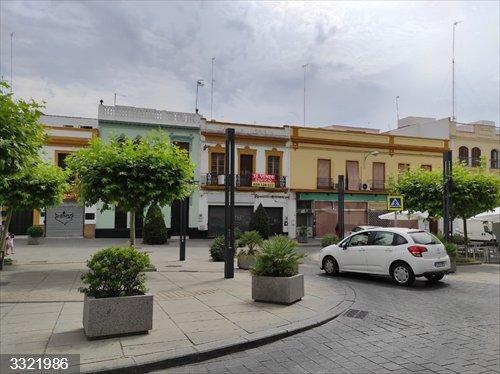 Sevilla.- Avanza la transformación del centro de Alcalá con la aprobación del estudio del 'bypass' del casco histórico