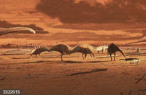 Descubren una nueva extinción masiva hace 233 millones de años que dio paso al tiempo de los dinosaurios