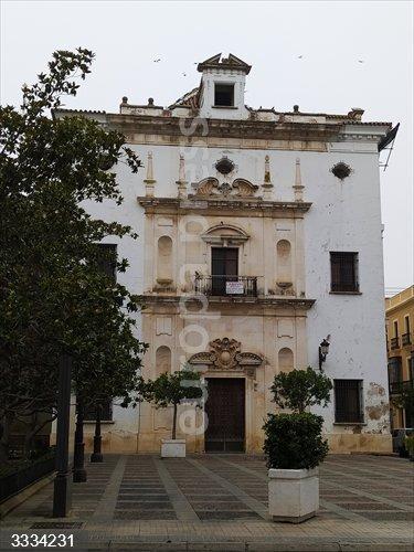Antigua iglesia de San Hermenegildo de Sevilla<br>REMITIDA / HANDOUT por EUROPA PRESS <br>Fecha: 22/09/2020.                 <br>Fotografía remitida a medios de comunicación exclusivamente para ilustrar la noticia a la que hace referencia la imagen, y citando la procedencia de la imagen en la firma