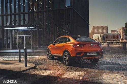 Economía/Motor.- Renault lanzará en el primer semestre de 2021 el Arkana, su nuevo todocamino híbrido