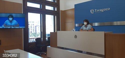 Coronavirus.- Zaragoza.- ZeC critica la limitación de acceso a los servicios sociales y que se prime la vía telefónica