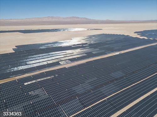 Economía/Empresas.- Acciona inicia la construcción de una planta fotovoltaica en Chile por 140 millones de euros