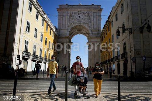 Coronavirus.- Portugal prorroga las restricciones por la pandemia al menos hasta mediados de octubre