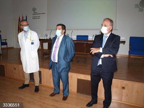 El nuevo gerente de Atención Sanitaria de Palencia apela a recuperar