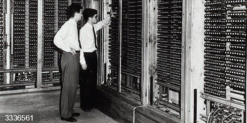 Zuse Z4, el ordenador digital más antiguo del mundo, en ETH Zurich.<br>REMITIDA / HANDOUT por ETH ZURICH <br>Fecha: 24/09/2020.                 <br>Fotografía remitida a medios de comunicación exclusivamente para ilustrar la noticia a la que hace referencia la imagen, y citando la procedencia de la imagen en la firma
