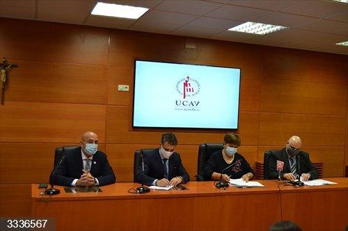 Expertos en seguridad destacan que la UCAV es la universidad que mayor interés tiene en esta materia