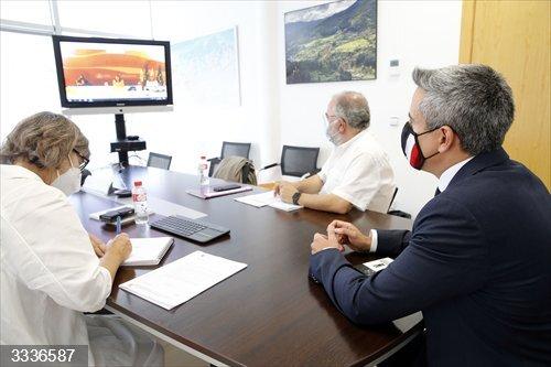 Cantabria apoya la Ley de Tiempo Corresponsable para abordar una reconstrucción