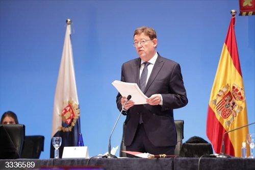 Puig anuncia proyectos en el ámbito científico por 425 millones para