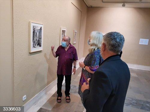Cádiz.- La Junta lleva al Museo de Cádiz la exposición 'Guillermo Pérez Villalta. El signo de Occidente'