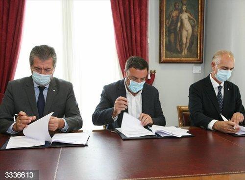 Abanca y Diputación de A Coruña crean un Plan Reactivación con financiación especial para superar la crisis de la COVID