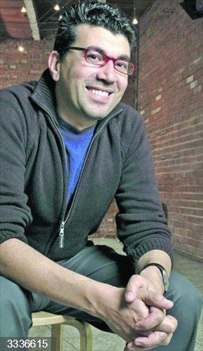 Javier Yagüe, cofundador y director de Sala Cuarta Pared, Premio Nacional de Teatro: