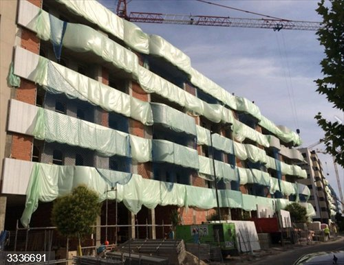 Getafe.- Cs alerta de más retrasos en la construcción de 147 viviendas de la EMSV a causa del Covid