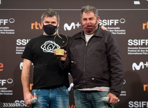 La película 'Urtzen' de Telmo Esnal gana el premio Lurra de Greenpeace en el marco del 68 Festival de San Sebastián