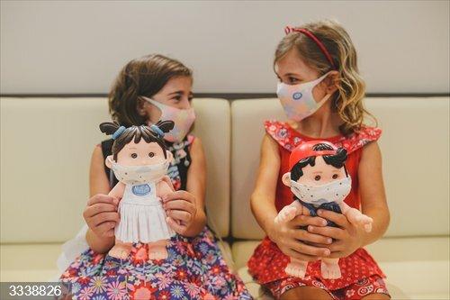 Empresas.- Los niños con fallo intestinal del Hospital La Paz protagonizan las Cajas de Telepizza en septiembre