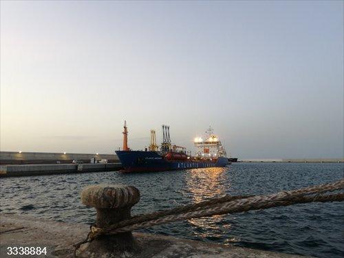 Granada.- Puertos.- El operador Secicar mueve por el Puerto de Motril 41.000 toneladas de biodiesel
