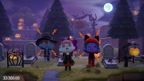 Halloween llegará a Animal Crossing: New Horizons a partir del 30 de septiembre