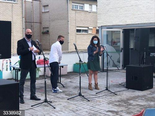 San Fernando.- Entregados los premios del IV Certamen de Microrrelato Juvenil 'RelatArte'