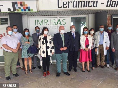 Jaén.- La Junta invertirá 120.000 euros a la reforma y adaptación del centro Fuentezuelas, en la capital