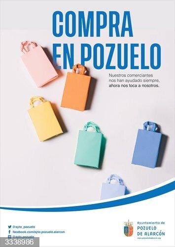 Pozuelo.- El Ayuntamiento inicia una campaña de promoción del comercio de proximidad