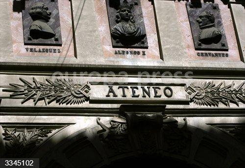 Ateneo de Madrid<br>Fecha: 30/04/2010.