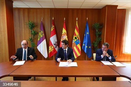 El Gobierno de Aragón presenta alegaciones ante Bruselas para que Teruel pueda recibir ayudas por la despoblación