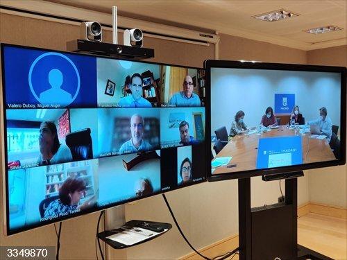 La Mesa de la Accesibilidad de la Ciudad de Madrid crea tres grupos de trabajo para la elaboración de propuestas