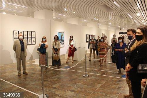 Huelva.- La Sala de la Provincia se convierte en 'Espacio de confluencias' de la mano del Otoño Cultural Iberoamericano