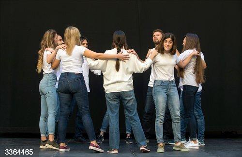 Cultura.- El teatro de Escena Erasmus acercará 'Las Pequeñas Europas' a 15 localidades valencianas