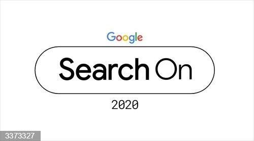Novedades buscador de Google<br>REMITIDA / HANDOUT por GOOGLE<br>Fecha: 14/10/2020.                 <br>Fotografía remitida a medios de comunicación exclusivamente para ilustrar la noticia a la que hace referencia la imagen, y citando la procedencia de la imagen en la firma