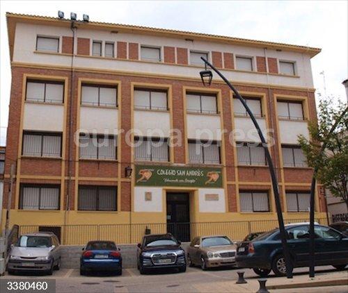 Colegio San Andrés de Calahorra<br>Fecha: 13/10/2020.
