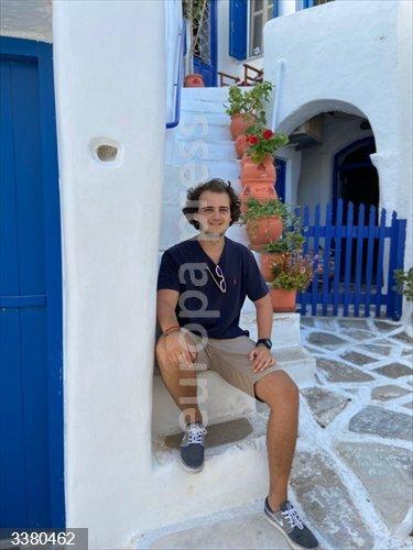 El murciano Javier Olivares Tomás, de 22 años<br>Fecha: 18/10/2020.