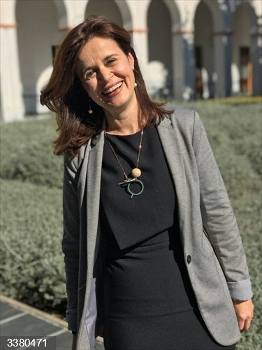 Más País Andalucía elige a la exparlamentaria de Podemos Esperanza Gómez como coordinadora general con un 88% de apoyo