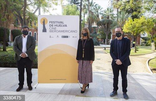 Huelva.- Puertos.-El Paseo de la Ría volverá a acoger las fotografías oficiales de los homenajeados del Festival de Cine