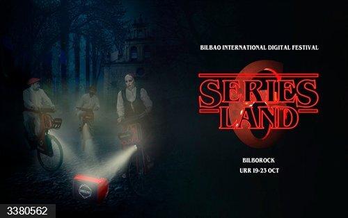 El festival de webseries 'Seriesland' abre este lunes edición con una jornada dedicada a la industria audiovisual vasca