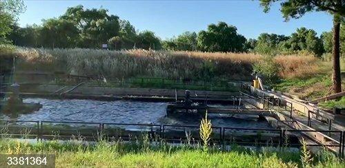 El Ayuntamiento de Algete pide una reunión con el de San Sebastían de los Reyes por los vertidos al río Guadalix.<br>REMITIDA / HANDOUT por AYUNTAMIENTO DE ALGETE<br>Fecha: 18/10/2020.                 <br>Fotografía remitida a medios de comunicación exclusivamente para ilustrar la noticia a la que hace referencia la imagen, y citando la procedencia de la imagen en la firma