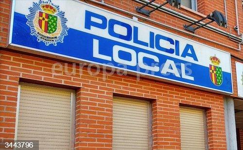 Imagen de recurso de la Policía Local de Getafe<br>Fecha: 24/10/2018.